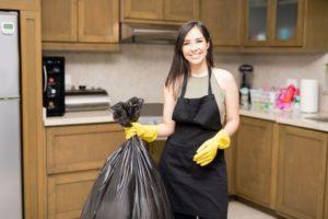 Maid Grab Dust Bag