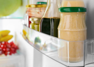 fridge door shelf