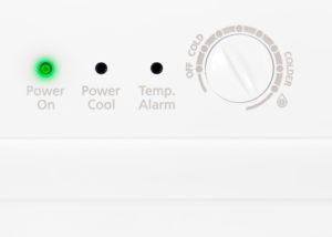fridge temperature